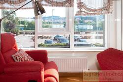 Piso sin muebles en alquiler en Perillo, tres dormitorios, dos plazas de garaje. 700€