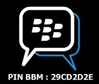 Contact US VIA BBM