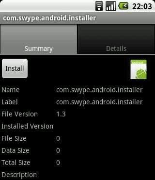 cara mudah install APK di memori SD Card dengan bantuan Astro File Manager Pro