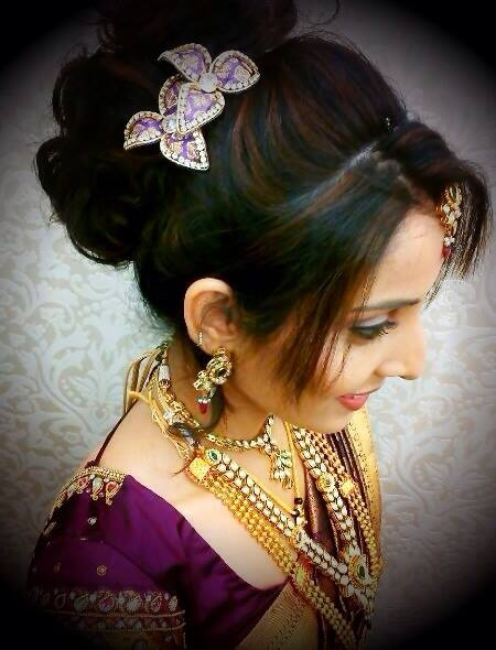christian bride: Christian Bridal Hair Styles