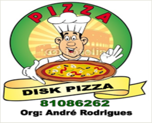 DISK PIZZA DO ANDRÉ