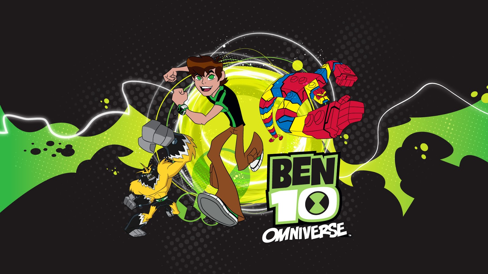 Ben 10 Omniverse Dublado 14