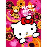 Jual Selimut Rosanna Soft Panel Blanket Hello Kitty