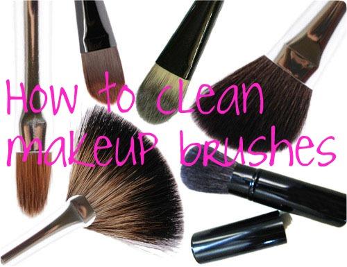 Real Asian Beauty Diy Inexpensive Makeup Brush Cleaner