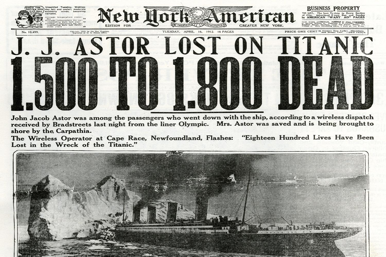 Artwife Needs A Life Titanic 100 Years Later