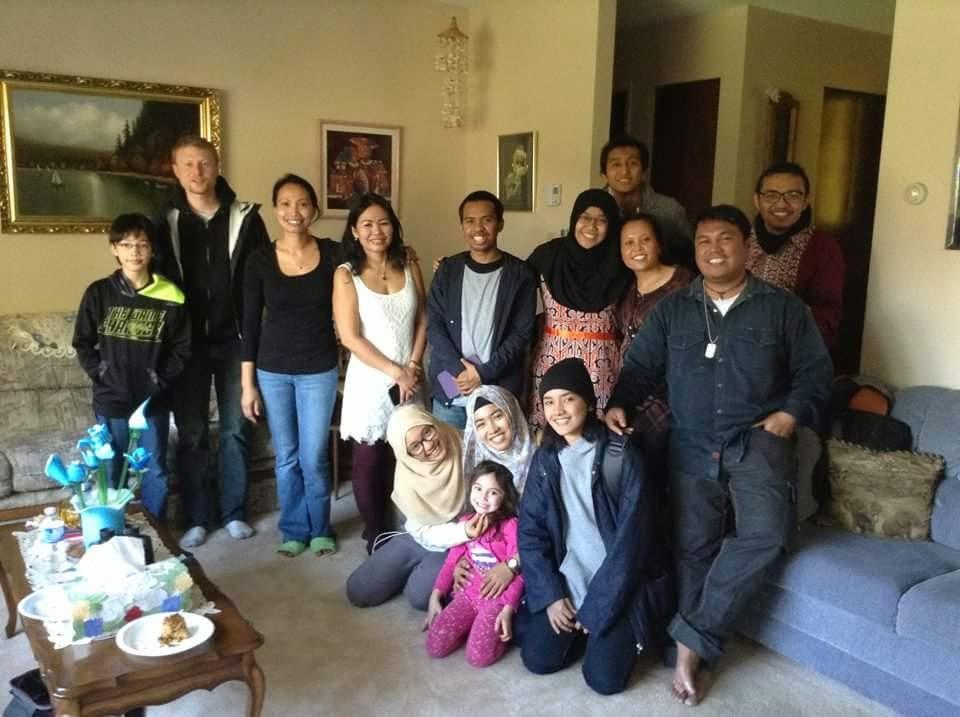 ICYEP 2014-2015 : Keluarga Baru Kami di Nanaimo
