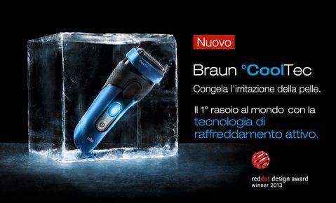 feeling good con braun cooltec!