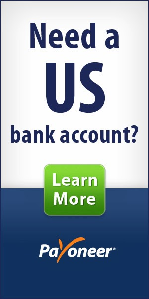 Sign Up and get US bank account