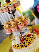 Wed. cake 7