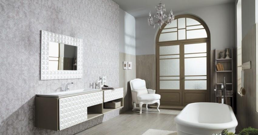 Porcelanosa blog revestimientos y mobiliario para - Credence salle de bain autocollante ...
