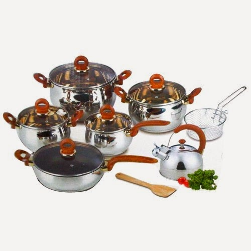 OX-966 Classic Cookware Set Oxone