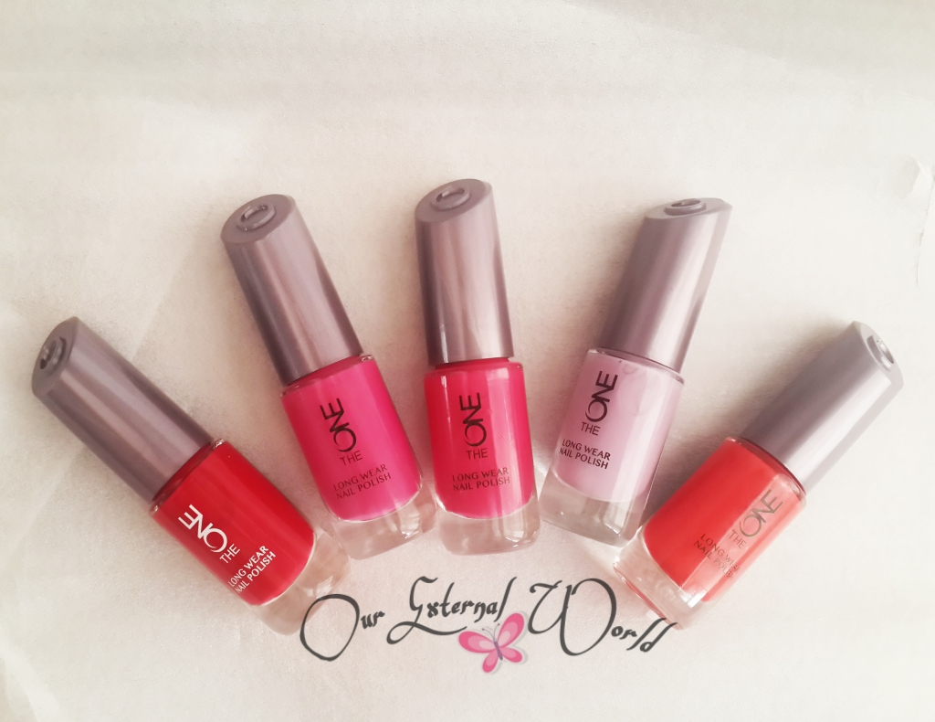 The One Long Wear Nail Polish Swatches - London Red, Night Orchid ...