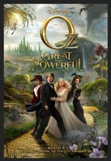 مشاهدة فيلم Oz the Great and Powerful 2013 مترجم اون لاين