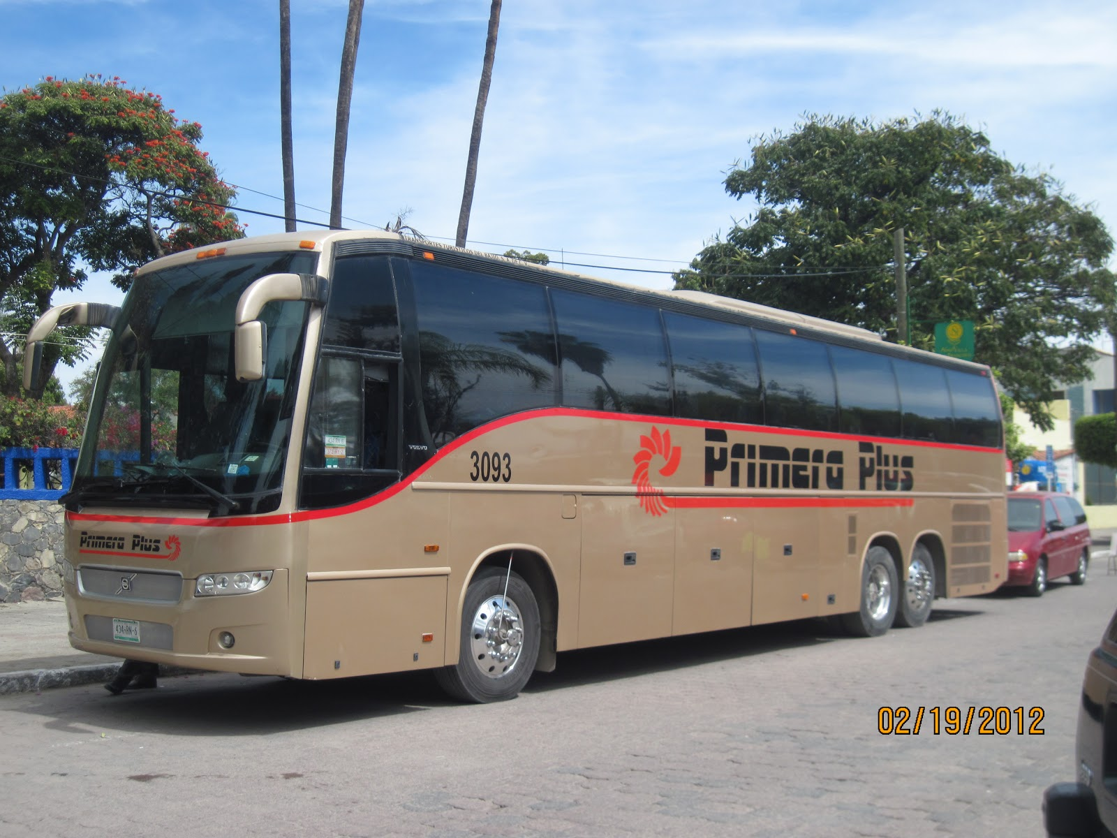 Living In Mexico: Bus travel