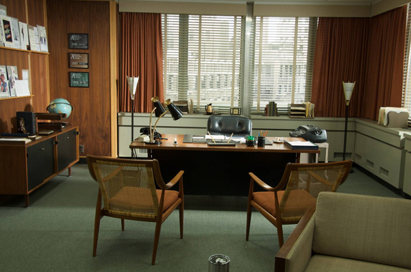 Castle Interior Design Set mystery playground: tv show interiors: castle, true blood, mad men