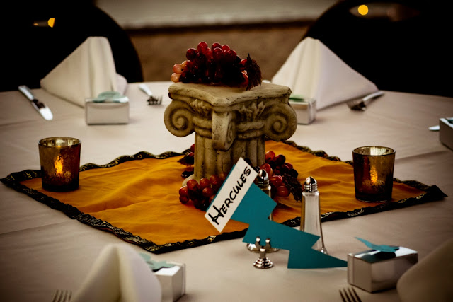 Ultimate Disney Weddings Centerpieces