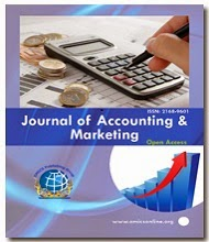 <b><b>Supporting Journals</b></b><br><br><b> Journal of Accounting &amp; Marketing</b>