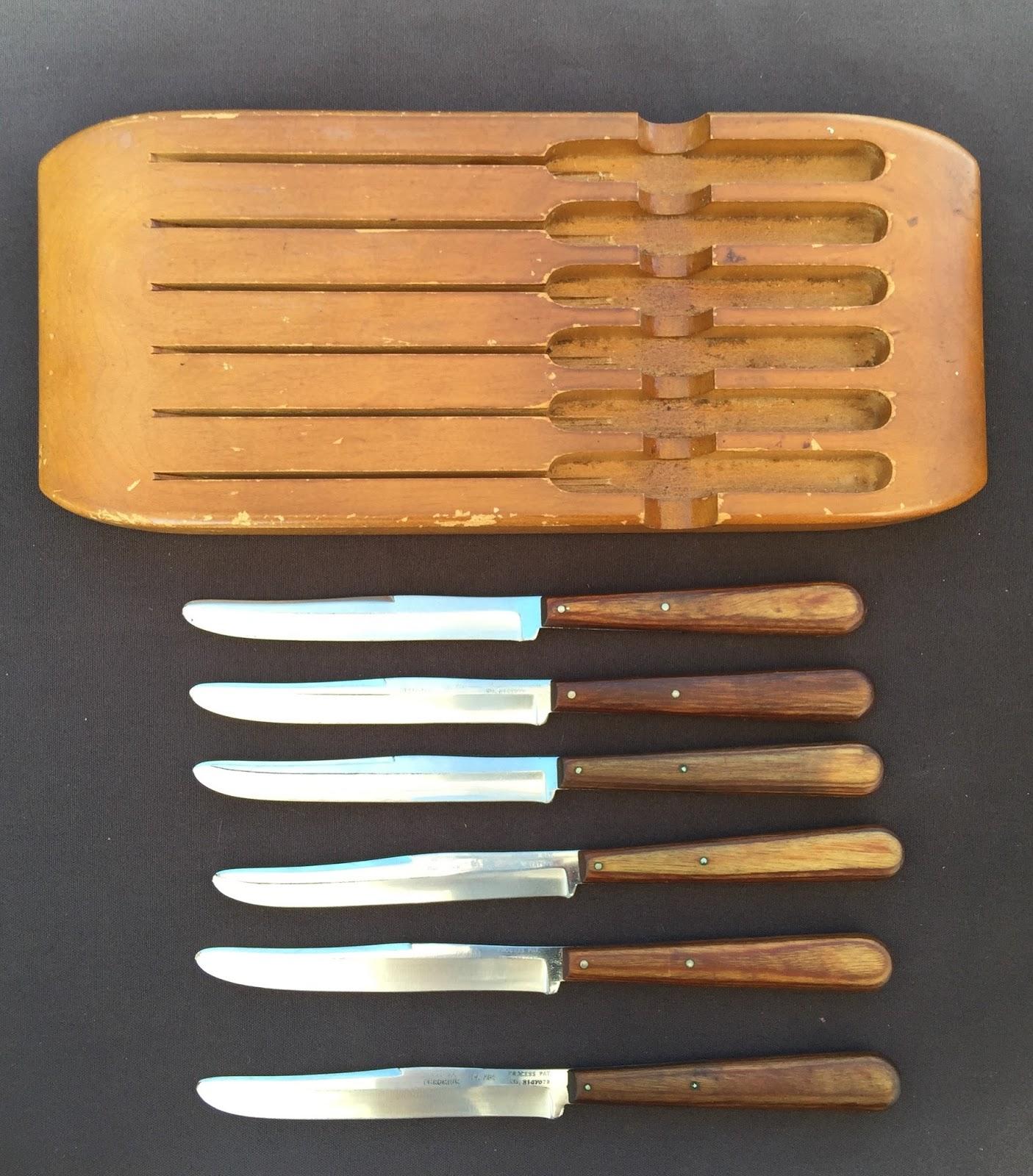 Mobile Knife Sharpening / Knife Sales: Added Vintage