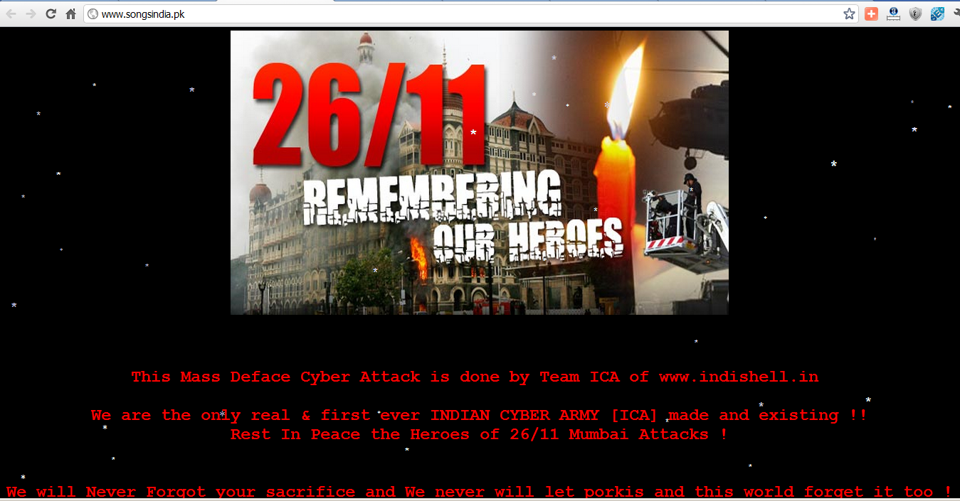 . Education, Security Forums & So On) Hacked By Pak Cyber Army [PCA