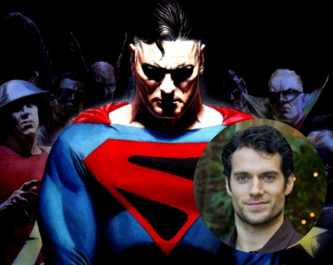 CAVILL Y EL SUPERMAN CINCUENTÓN DE KINGDOM COME