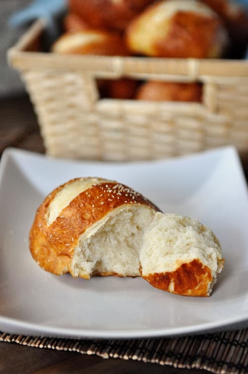 How to Make Soft Pretzel Rolls