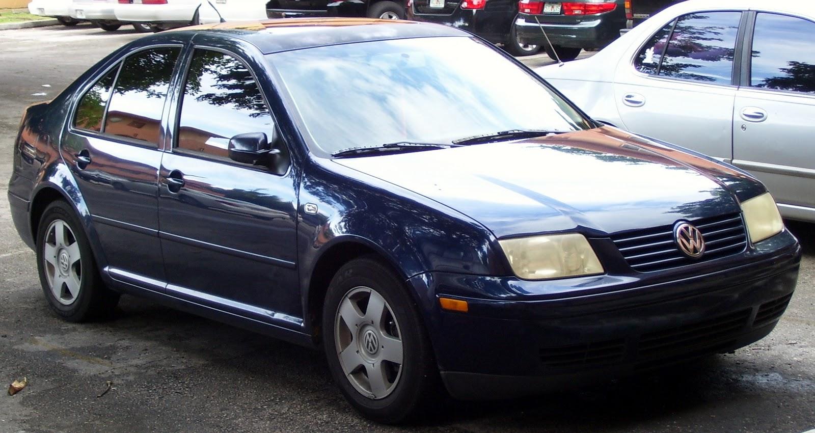2002 VW JETTA GLS 1.8T