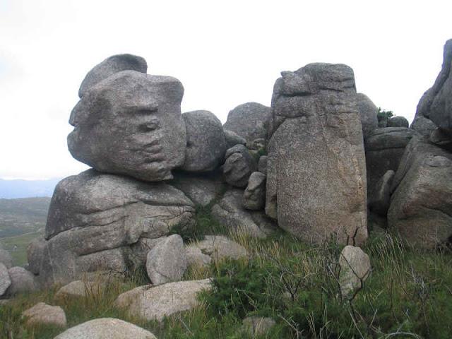 Gallaecia. Petroglifos prehistóricos y paisaje granítico