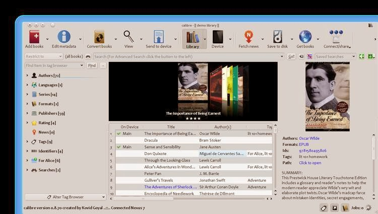 Download Calibre v1.21.0 Cara Mudah Membuat Ebook