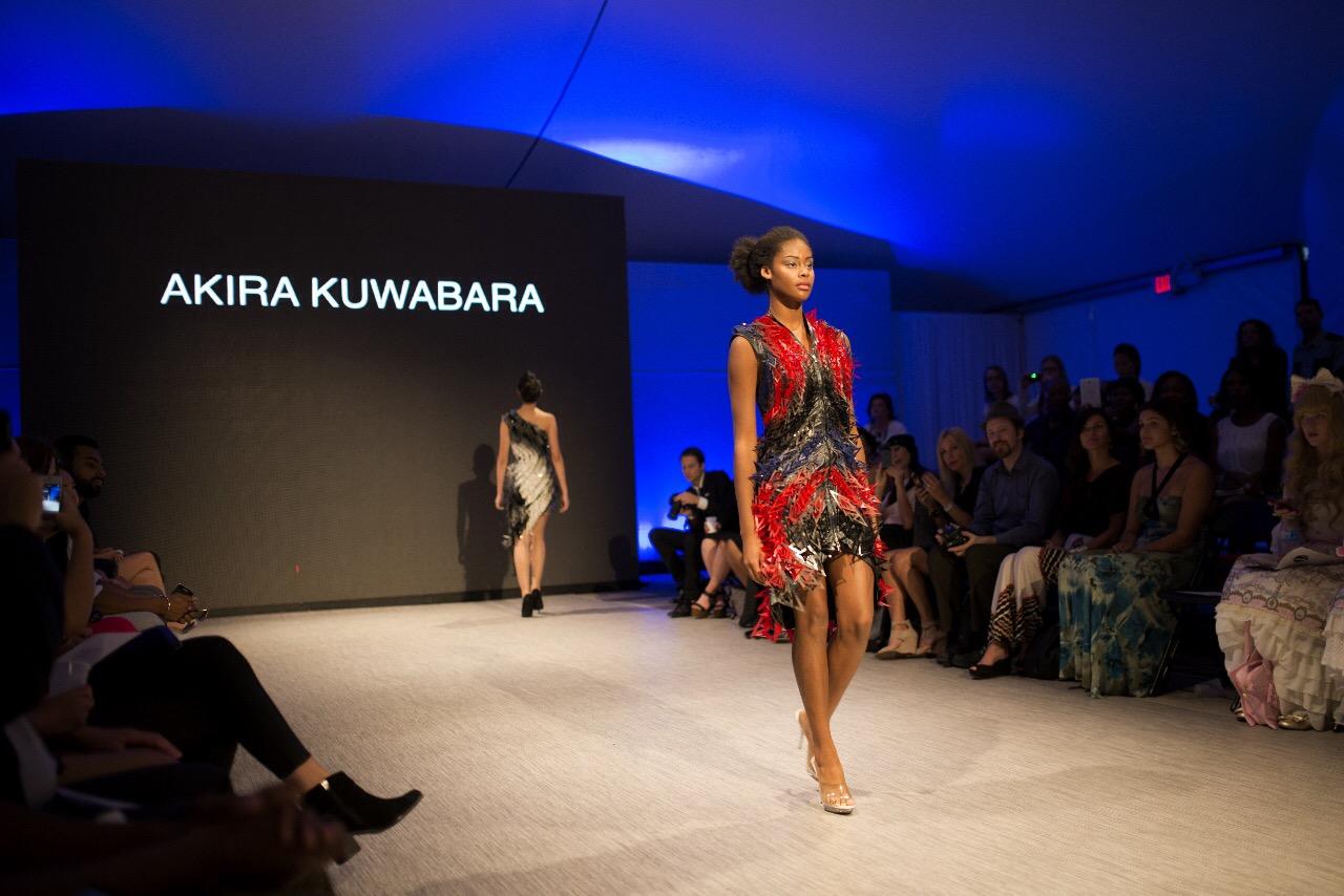akira kuwabara vancouver fashion week 2014