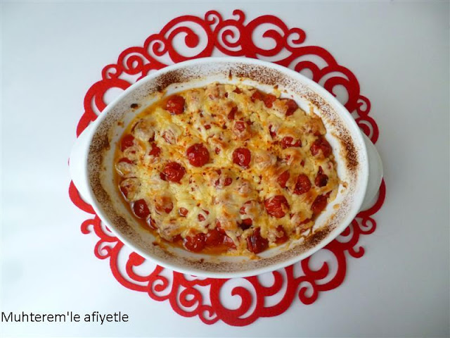 Cheese Baked Tomatoes