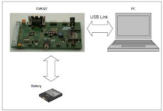 Carregador de baterias com AVR