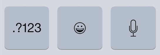 Teclado Emoji iOS 8 beta 4