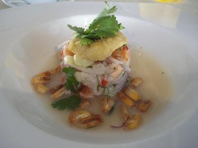 Puerto Fuy (Cozinha Internacional)
