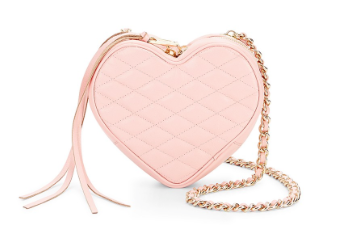 Rebecca Minkoff Heart Crossbody : Friday Faves | blog.sassyshortcake.com