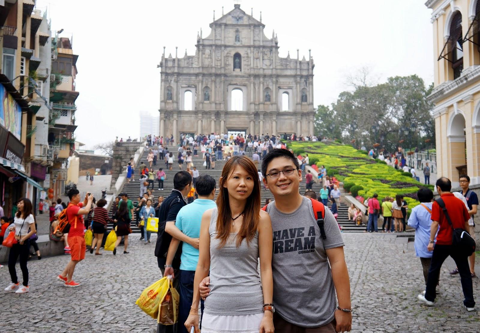 澳門 Macau