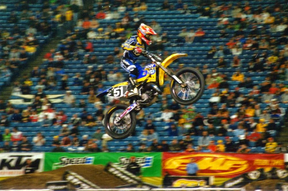 Chris Gosselar Pontiac Supercross 2001