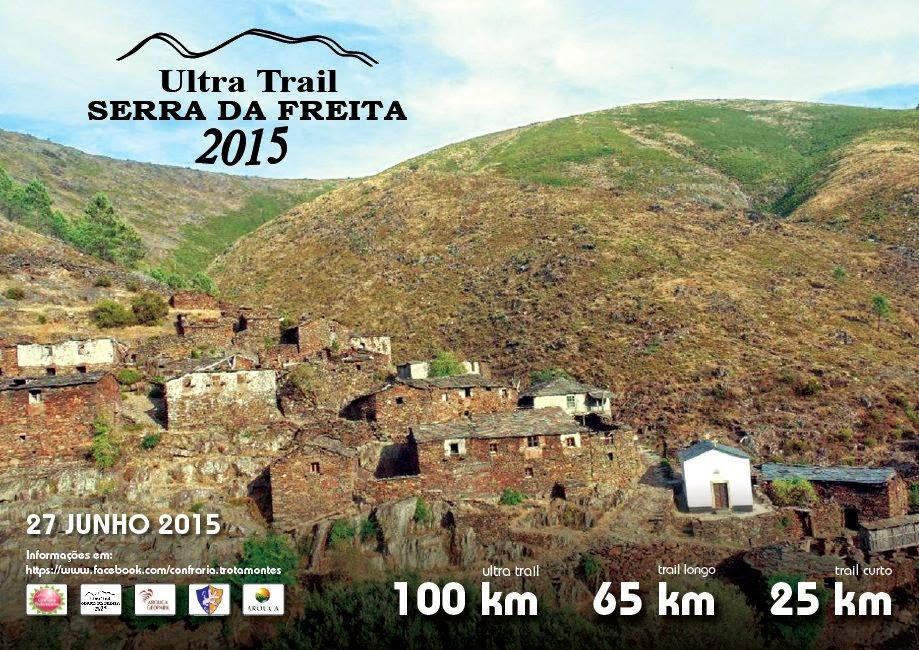 Ultra Trail Serra da Freita 27 de Junho de 2015