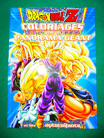 Dragon Ball Z Livre de Coloriages