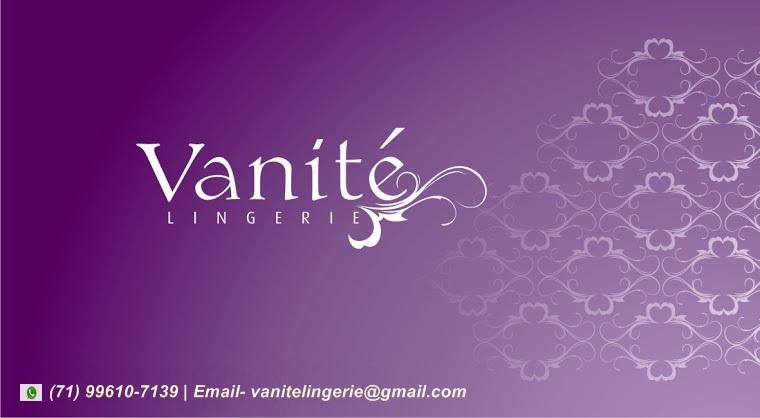 Vanité Lingerie