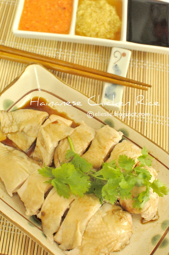 Give Thanks Hainanese Chicken Rice