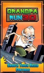 Grandpa Run 3D Mod Apk