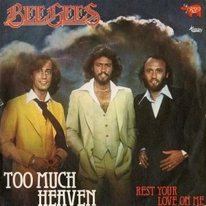 Bee Gees - Too Much Heaven CHORDS LYRICS | dochords.com