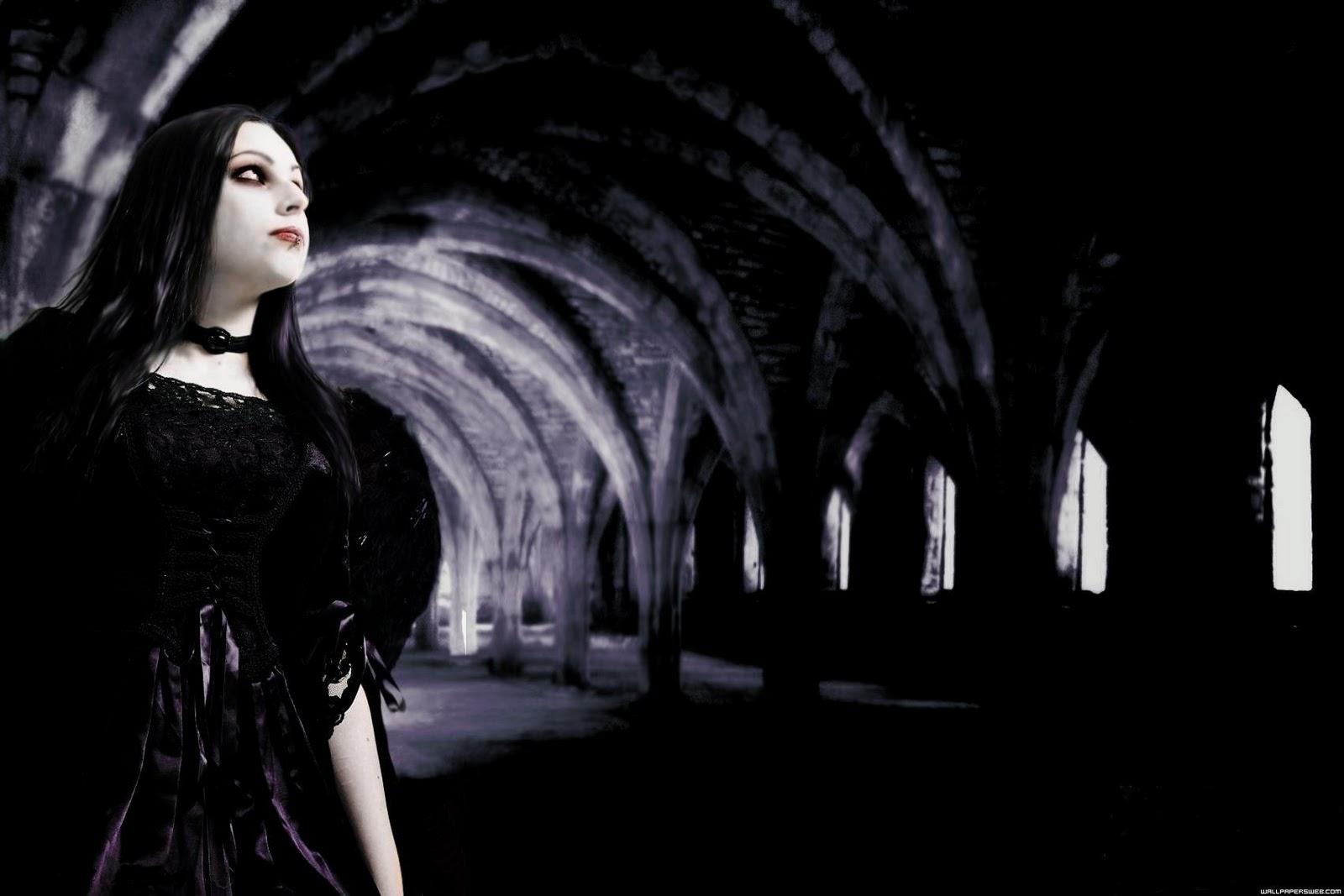 Goth angel quotes quotesgram - Dark gothic angel wallpaper ...