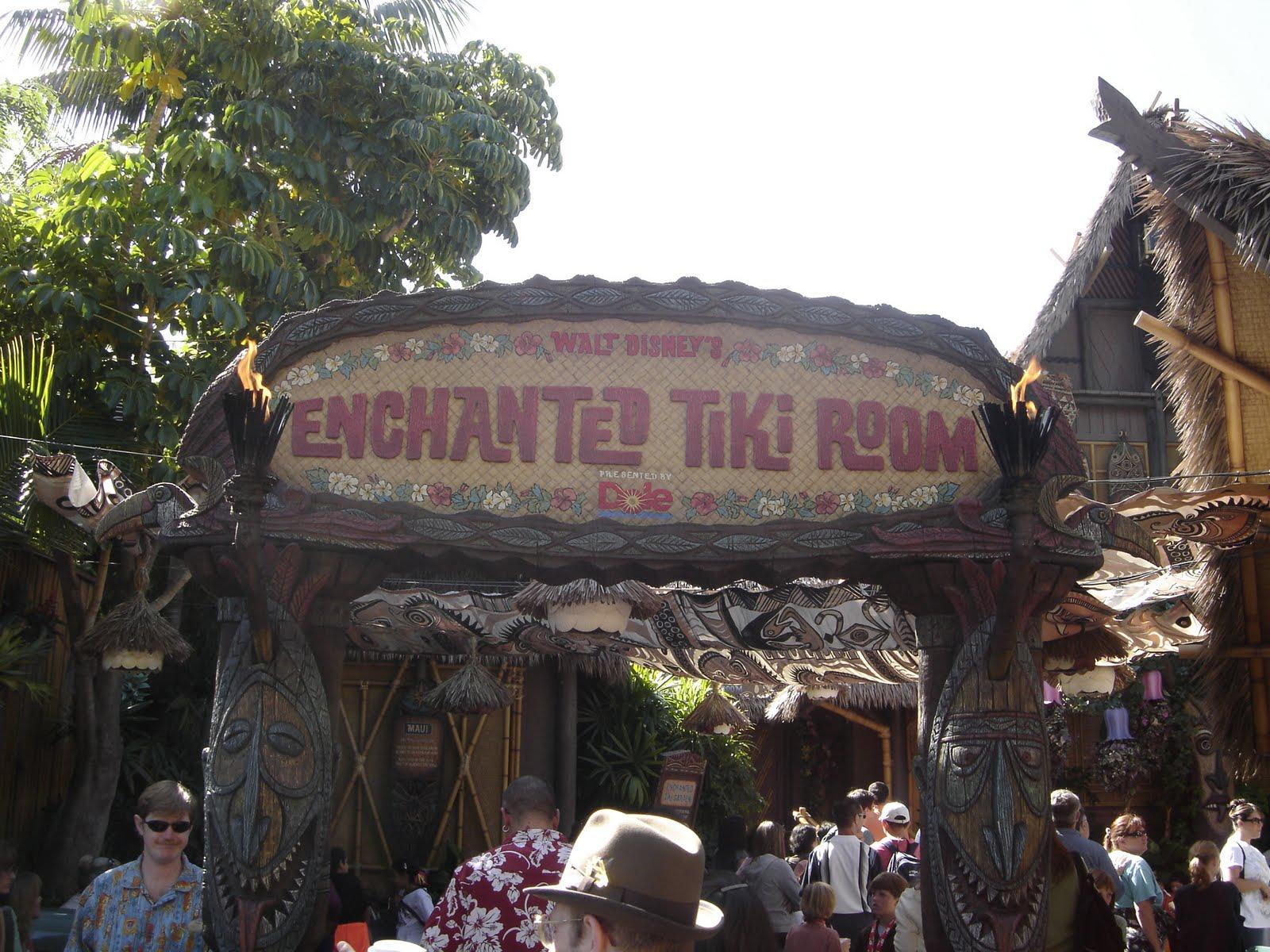 Disney Vacation Kingdom: Walt Disney\'s Enchanted Tiki Room ...