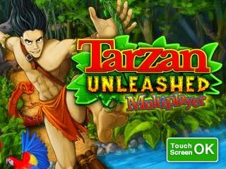 لعبة طرزان Tarzan Unleashed