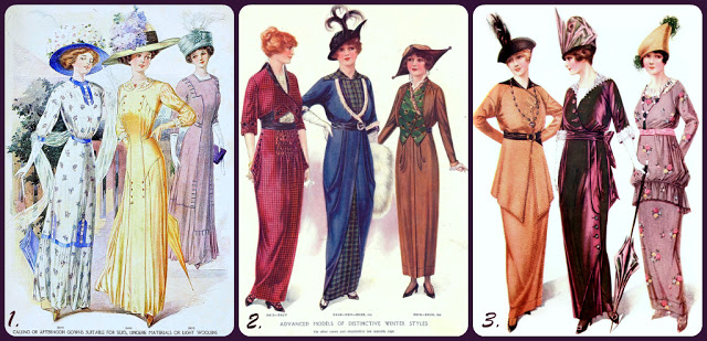 Flashback Summer: 1910s Surprise