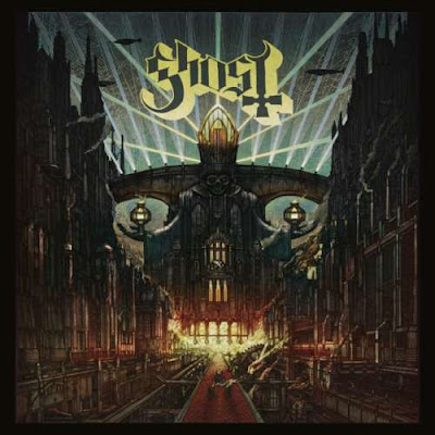 "GHOST: Ακούστε το ""From The Pinnacle to The Pit"" απο το επερχόμενο album"