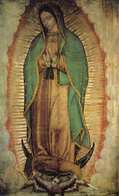 Virgen de Guadalupe Madre de la Esperanza