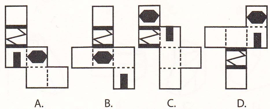 Contoh Soal Tpa Jaring Jaring Bangun Ruang Bagian Kedua Contoh Soal Tes Potensi Akademik Tpa