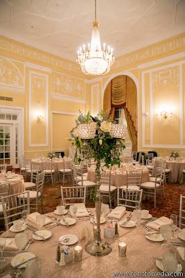 Cleveland Renaissance Hotel Wedding